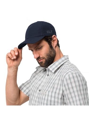 Jack Wolfskin El Dorado Base Cap Unisex şapka - 1905723-1010 Beyaz
